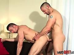 Adam Herst and Scott Hunter