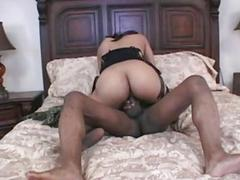 Babe with great forms of body drilled in backdoor