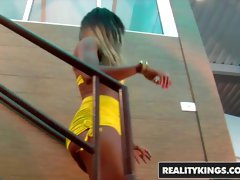 RealityKings - Mike in Brazil - Cris Lira Tony Tigrao - Pole Action
