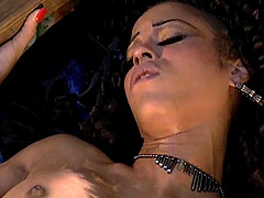 Brittany Connel bend over getting ravished hardcore in close up