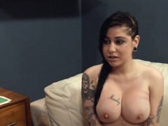 Extreme BDSM butthole action in gangbang
