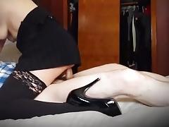 Sexy milf nice ass