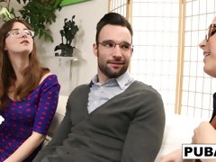 Jay Taylor  Penny Pax in Jay And Penny Fuck The New French Exchange Student Alex - PUBA
