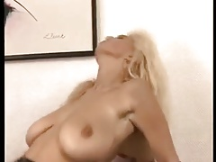 Anal for Busty Blonde