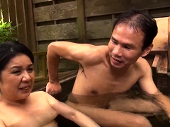 Adorable Asian lady gets pumped full of dick and creampied