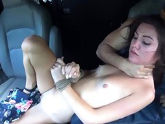 Amateur wife rough fuck Renee Roulette went to a soiree last