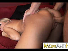 MILF MOM sex addict Krysta Lynn