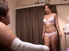 MILF Meguru Kosaka Sucks Dick And 69s In - More at