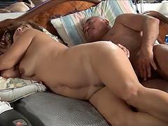 Asian Wife Enjoy Dildo and Cock