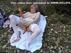 Exotic Amateur video with Blonde, Toys scenes