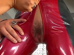Japanese BDSM with a lusty sex slave Emiri Okazaki