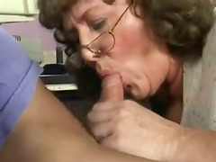 Hardcore Banging Of Nasty Mature Slut In The Office