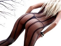 Exotic pornstar Laura Crystal in fabulous creampie, big tits sex clip