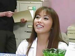 Nippon Babe Fujiko Kano is a ANAL Nurse