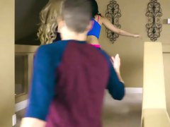 Brazzers - Hot And Mean - Sharing the Sibling