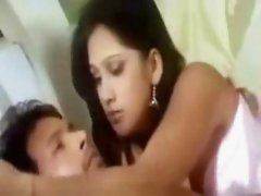 Indian mallu actress Manisha cheating her husband and fucking with massage boy