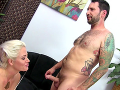 Big booty Holly wet pussy licked then smashed hardcore