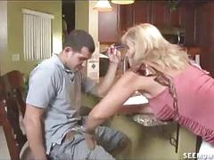 Milf Sucks Young Guys Concentration Issues Away
