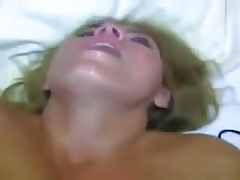Anal orgasm and creampie