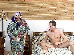 Ida is a granny who likes a good hardcore fuck with a younger stud