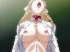 Femdom Queen-sama fucks the slave personally