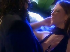 Brunette whore Rachel Roxx has her muff eaten before a drilling