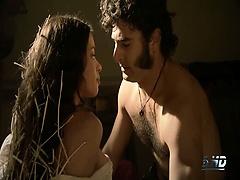 Dafne Fernandez nude in various sex scenes with some guy