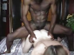 English Housewife Amateur Interracial